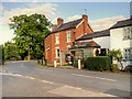 SJ5772 : School Bank Norley, Village Stores by David Dixon