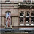 SK5739 : Victorian frontage, modern underwear by John Sutton