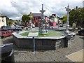 S1389 : Fountain, Rosemary Square, Roscrea by Oliver Dixon