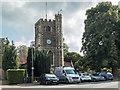 TQ2597 : Church of St Mary the Virgin, Hadley Green Road, Barnet by Christine Matthews