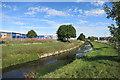 TQ0674 : The Longford River by Des Blenkinsopp