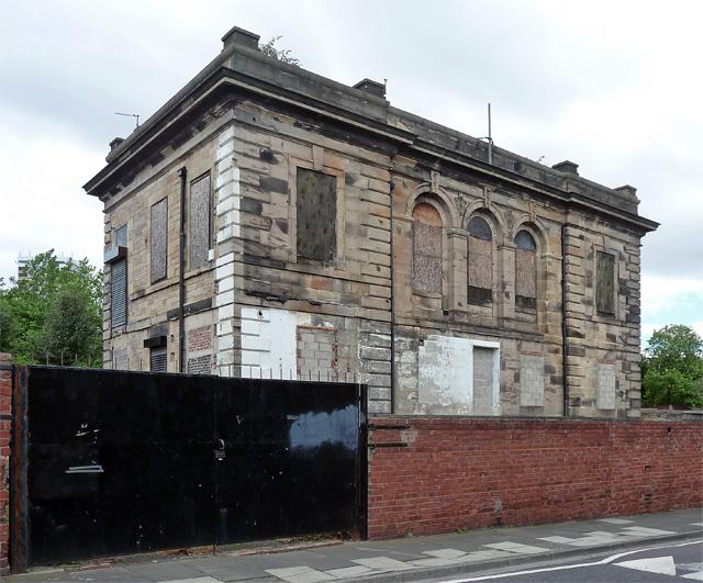 Former Barber Surgeons' Hall, Houston Street, Newcastle