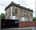 NZ2363 : Former Barber Surgeons' Hall, Houston Street, Newcastle by Stephen Richards