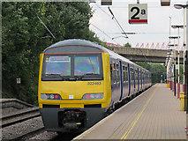 SE1633 : Bradford Forster Square: Leeds train by Stephen Craven