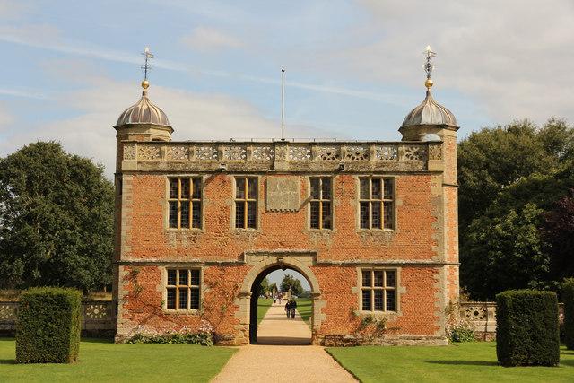 Charlecote Park Gatehouse