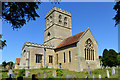 SP6909 : Church of St Mary, Long Crendon, Buckinghamshire by Oswald Bertram