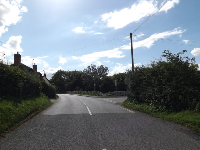 B1077 Aspall Road, Debenham