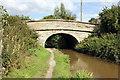 SJ8458 : Bridge 85 on the Macclesfield Canal by Jeff Buck