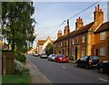 TL8422 : West Street, Coggeshall by Stefan Czapski