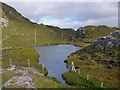 NB2302 : Water source for Rhenigidale before mains water by Julian Paren