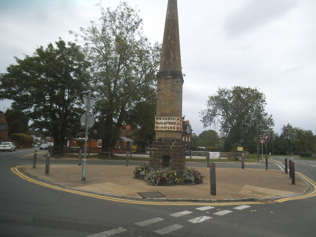 Cranleigh obelisk