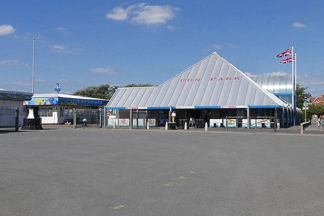 Harbour Park Amusements, Littlehampton
