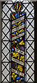 SK9239 : Stained glass window, Ss Peter & Paul church, Belton by Julian P Guffogg