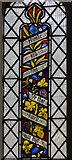 SK9239 : Stained glass window, Ss Peter & Paul church, Belton by Julian P Guffogg