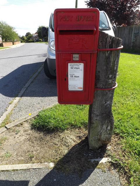 Henry Street Postbox