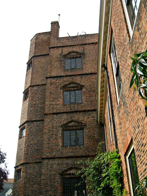 Clifton House watchtower