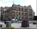 NZ2463 : Neville Hall, Westgate Road, Newcastle by Stephen Richards