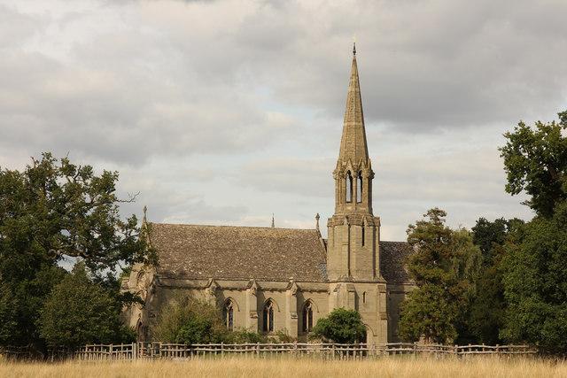 St,Leonard's church