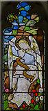 SK9239 : Faded stained glass window, Ss Peter & Paul church, Belton by Julian P Guffogg