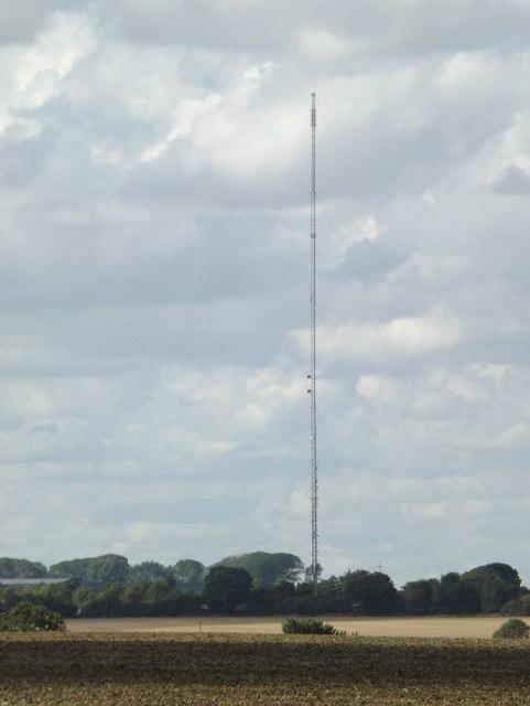Mendlesham Transmission Tower