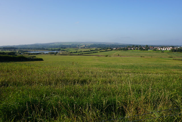 Green belt west of Bolton