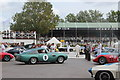 SU8707 : Holding area, Goodwood Revival by Oast House Archive