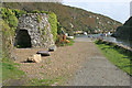SM7423 : Limekiln at Porthclais by Alan Hughes