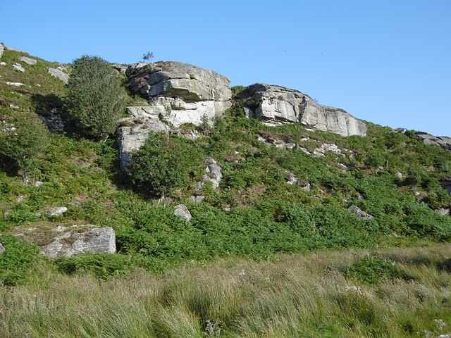 Rothley Crags