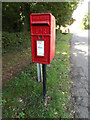 TM1361 : Upper Town Postbox by Adrian Cable