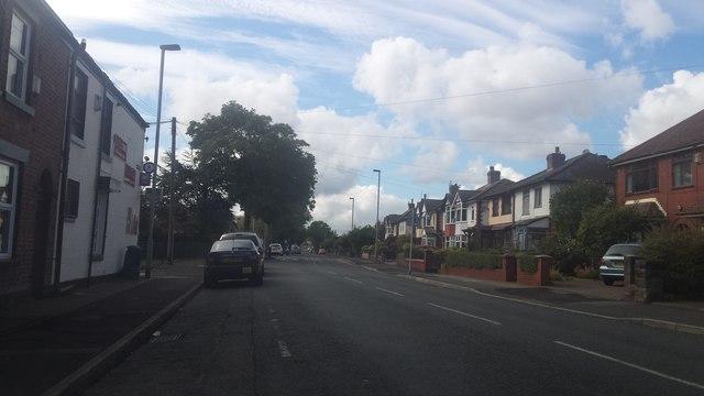 Turks Road, Radcliffe