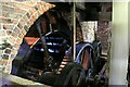 SE3231 : Thwaite Mill, the large waterwheel by Alan Murray-Rust