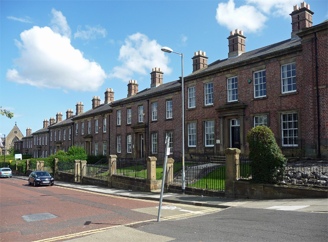 Walker Terrace, Gateshead