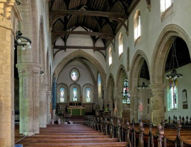 Church of St Thomas à Becket, Ramsey