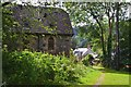 NN5617 : Old church building, Strathyre by Jim Barton