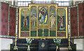 TF5176 : Reredos, St Margaret's church, Huttoft by J.Hannan-Briggs