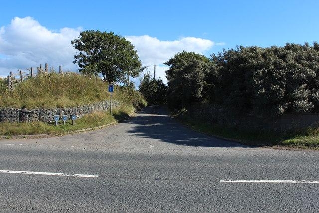 Road to Chapeldonan