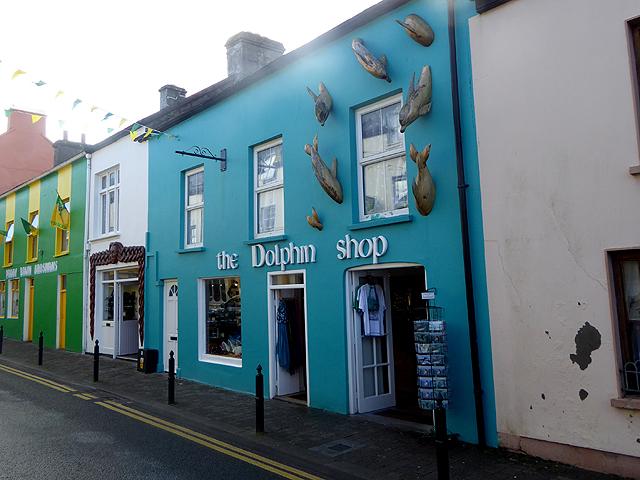 The Dolphin Shop, Strand Street, Dingle