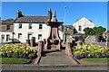 NX1898 : McCubbin Fountain, Girvan by Billy McCrorie