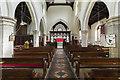 TF3684 : Interior, All Saints' church, Legbourne by J.Hannan-Briggs