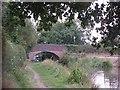 SK1704 : Ball's Bridge, Birmingham and Fazeley Canal by Tim Glover