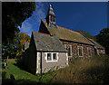 TA2332 : Church of St Lawrence, Elstronwick by Paul Harrop