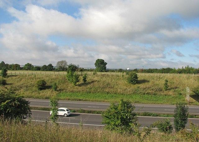 Across the M11