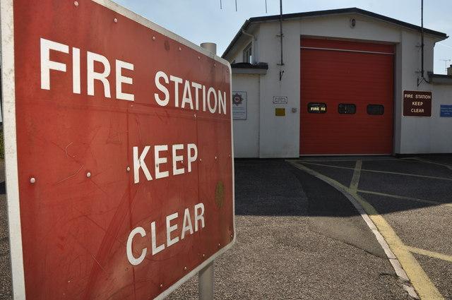Cullompton : Fire Station