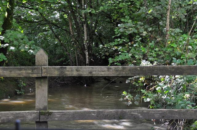 West Devon : River Troney