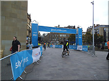 SE1632 : Bradford  Skyride: start point by Stephen Craven