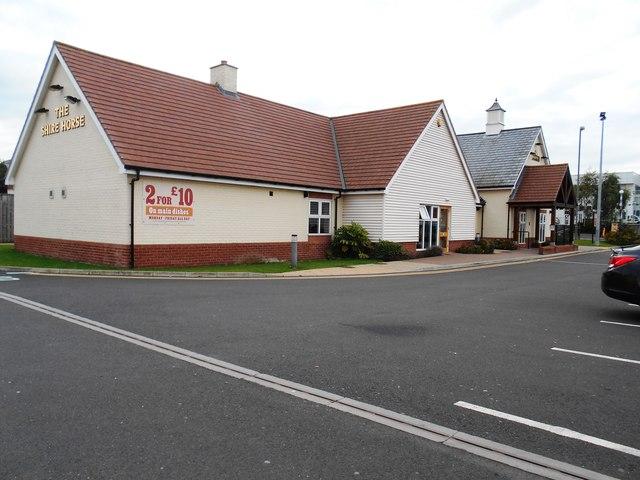 The Shire Horse Pub and Restaurant, Killingworth