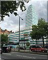 TQ2781 : Old Marylebone Town Hall undergoing conversion, Marylebone Road, London by Robin Stott