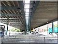 SE3133 : Under the York Road flyover by Stephen Craven