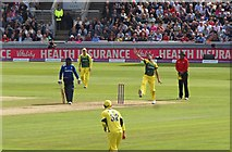 SJ8195 : Starc reality at Old Trafford by Anthony O'Neil
