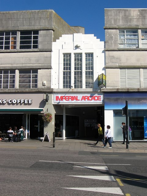 Imperial Arcade, Brighton
